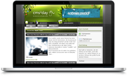 cms2day 3.9.7 Templates