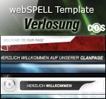 Verlosung webSPELL Template